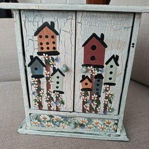 Decorative shelf box